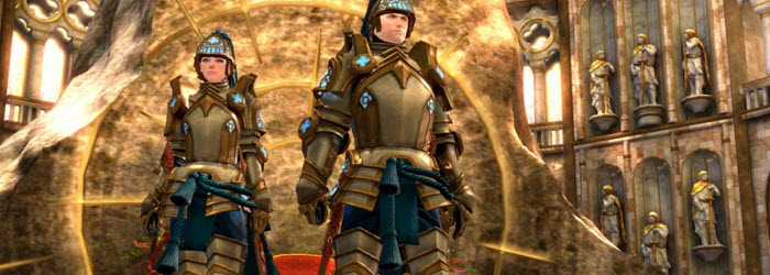 GW2 Royal Guard Outfit for Existing Players