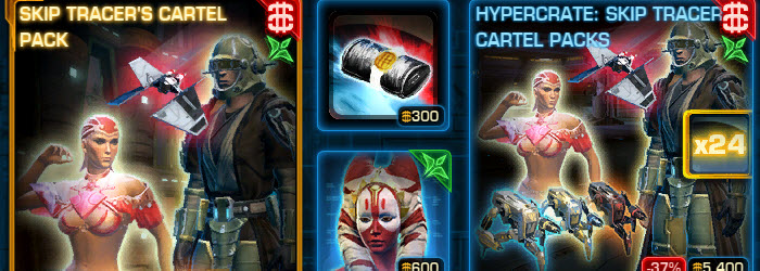 SWTOR CM Weekly Sales Aug 11 – 18