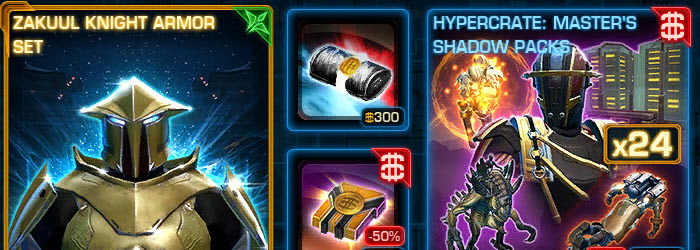 SWTOR CM Weekly Sales Aug 18 – 25