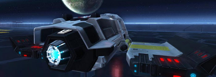 SWTOR Zakuul Dropship Mount available August 26
