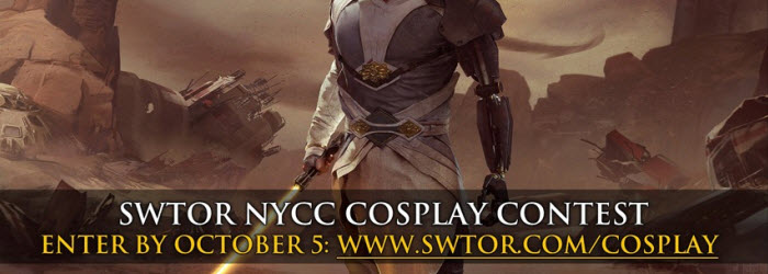 SWTOR Official NYCC Cosplay Contest