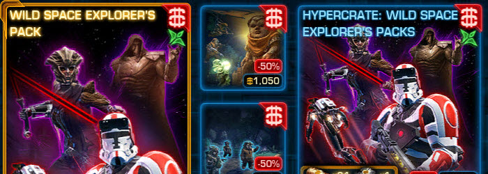 SWTOR CM Weekly Sales Sep 1 – Sep 8