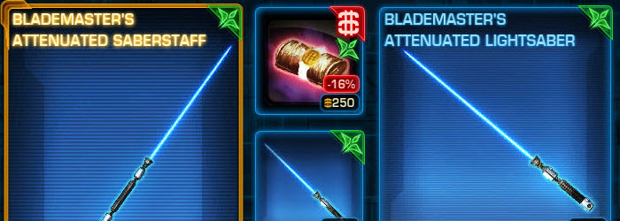 SWTOR CM Weekly Sales Sep 22 – 29