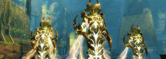 GW2 The Exalted–Pure Dedication