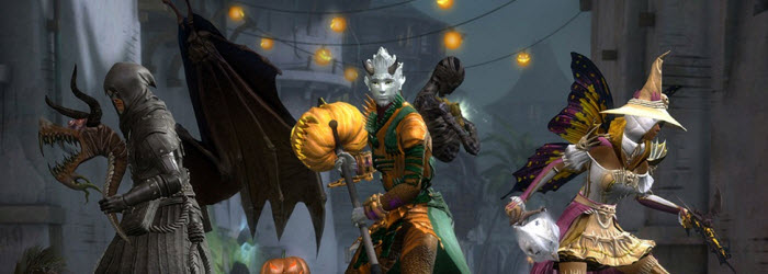 GW2 Halloween Returns October 23 with New Skins