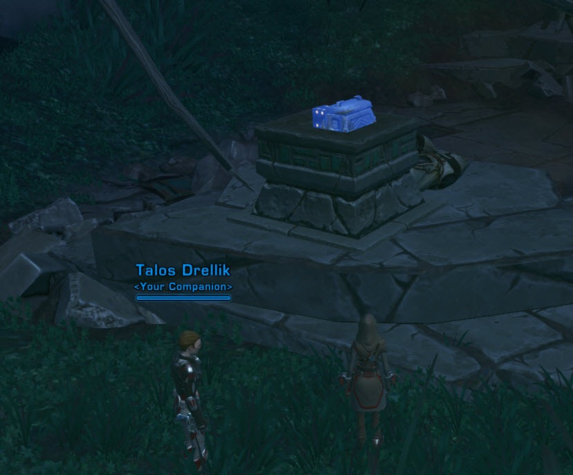 swtor how to get locked supply crates