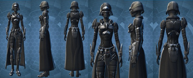 SWTOR - Female Twi'lek Sith Inquisitor - Storyline Act 1 ...