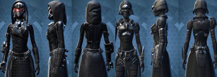 SWTOR Underworld Alliance Pack Preview