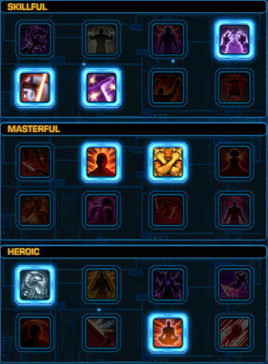 Best Build For A Fury Marauder On Swtor
