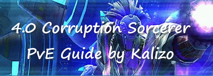 SWTOR Corruption Sorcerer PvE Healing Guide by Kalizo