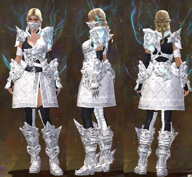 Can You Craft Ascended Armor For Other Characters In Gw