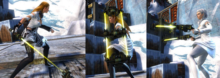 GW2 Plasma Weapon Skins Gallery