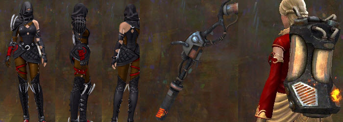 GW2 Upcoming Gemstore Items and Raid Rewards