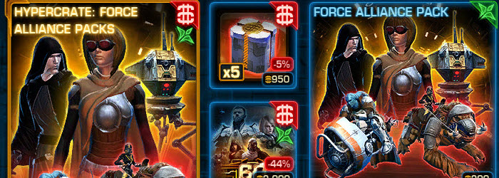 SWTOR CM Weekly Sales Nov 24 – Dec 1