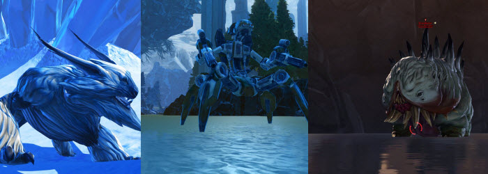 SWTOR World Bosses Locations Guide