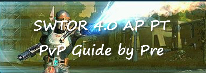 SWTOR 4.0 Advanced Prototype Powertech PvP Guide by Pre