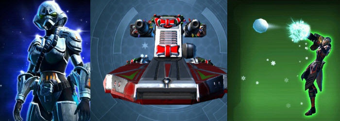 SWTOR New Cartel Market Items in Collections