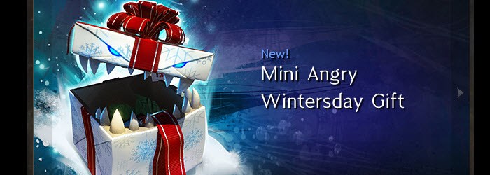 GW2 Gemstore Update–Mini Angry Wintersday Gift, Returning Dyes