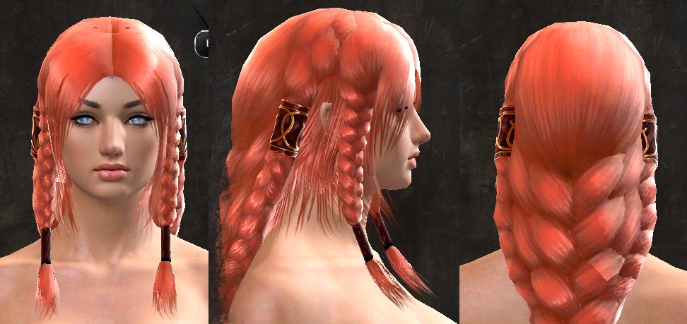 GW2 New Hairstyles in Wintersday Patch - Dulfy