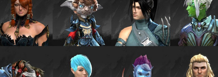 GW2 New Hairstyles in Wintersday Patch