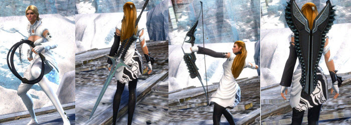 GW2 Merciless Weapon Skins Gallery