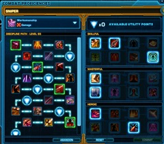 Swtor Best Pve Dps Build For Imperial Sniper