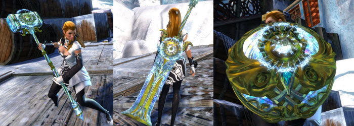 GW2 Timekeeper Weapon Skins Gallery