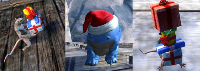 GW2 Wintersday 2015 Minis Guide