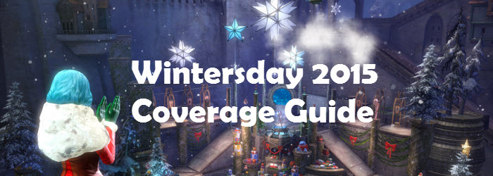 GW2 Wintersday 2015 Coverage Guide