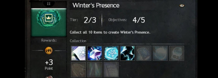 GW2 Winter's Presence Shoulders Guide