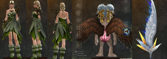 GW2 Upcoming Items from Jan 12 Patch