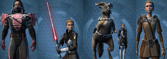 SWTOR Anarchist Alliance Pack Preview