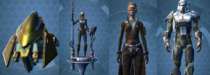 SWTOR Disavowed Pack Preview