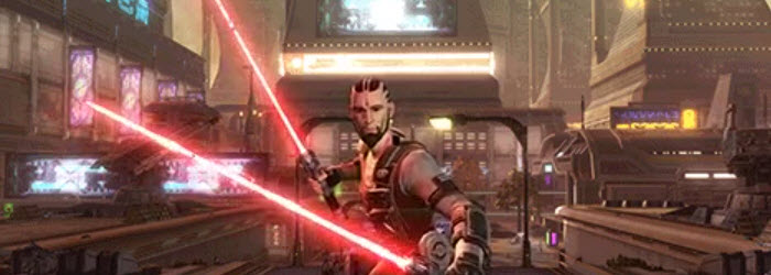 SWTOR Unstable Arbiter's Lightsaber coming with new pack