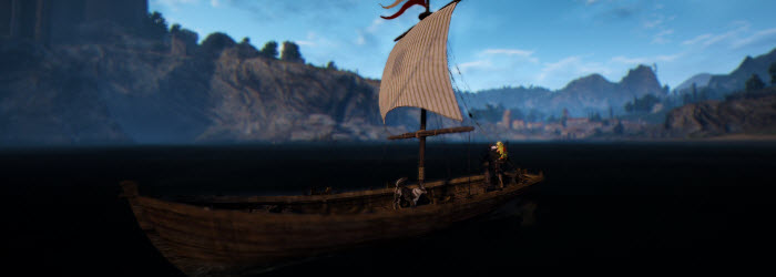 Black Desert Fishing Boat Construction Guide