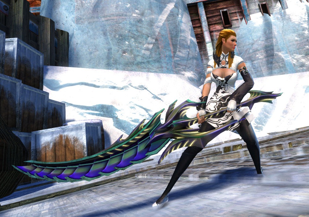 Gw2 Dominator Weapon Skins Gallery Dulfy