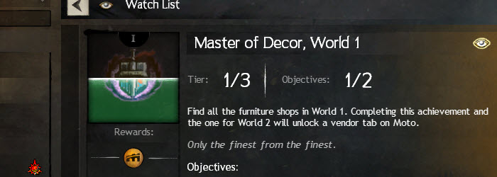 GW2 Master of Decor World 1 Achievement Guide