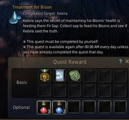 bdo-treatment-for-bison-daily-guide