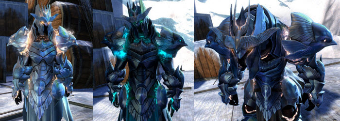 GW2 Sentinel Outfit Gallery