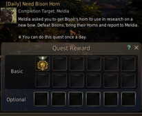 bdo-daily-need-bison-horn