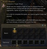 bdo-moadi's-request