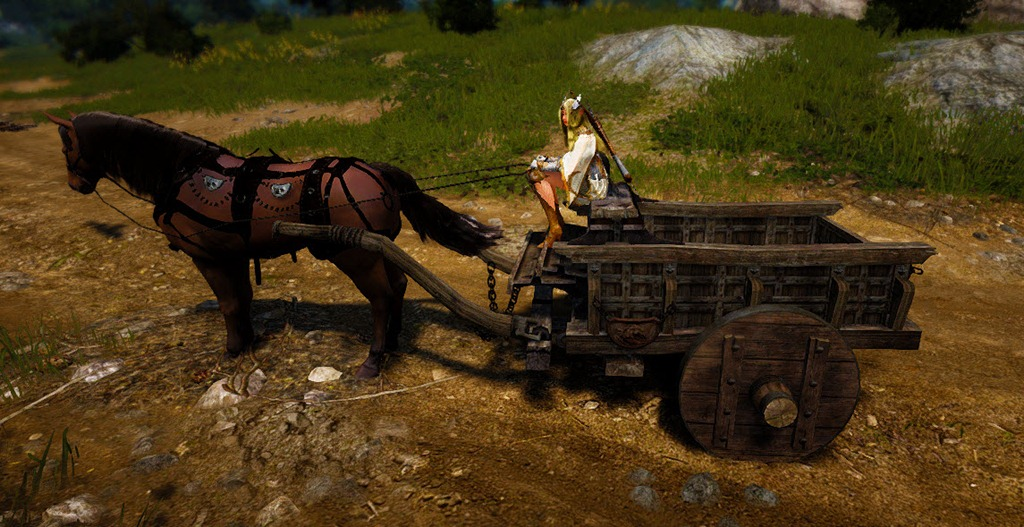 Black Desert Wagon and Wagon Parts Guide - Dulfy