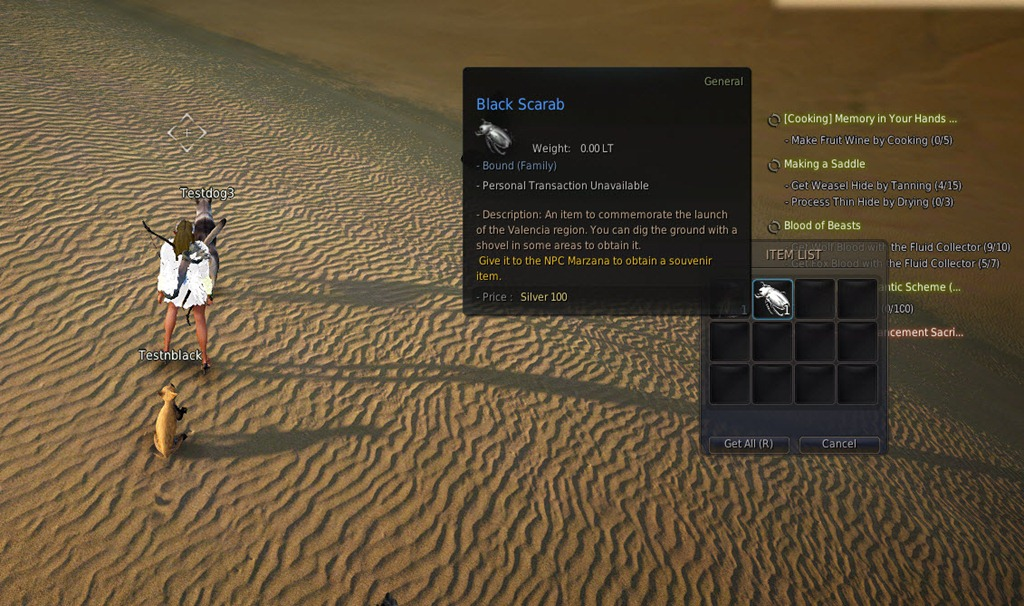 how to open chests bdo