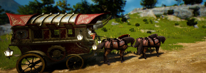 Black Desert Wagon and Wagon Parts Guide