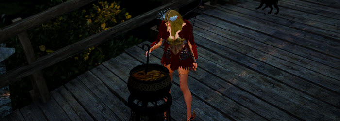 Black Desert Cooking Life Skill Guide
