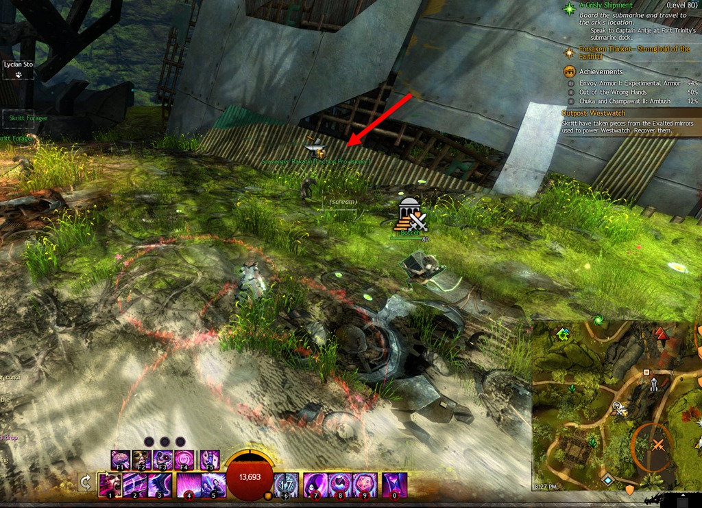 how to get mastetries gw2