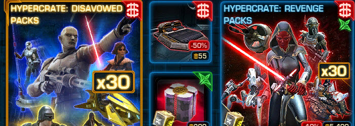 SWTOR CM Weekly Sales June 14 – 21