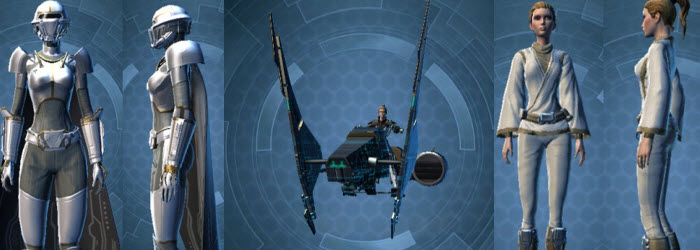SWTOR GEMINI Alliance Pack Preview