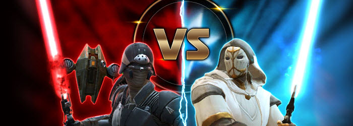 SWTOR Light vs Dark Event Info Guide