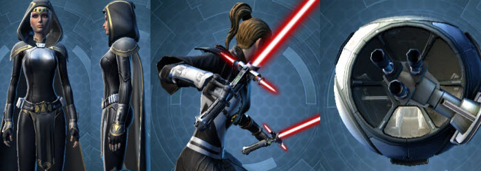 SWTOR Revenge Alliance Pack Preview